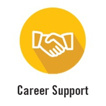 Career Support is one of the five departments under Student Affairs