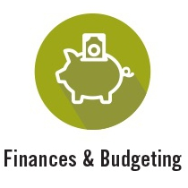 Finances and Budgeting is one of the five departments within Student Affairs