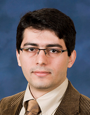 Dr. Pedram Fatehi, Lakehead University Assistant Professor in Chemical Engineering.