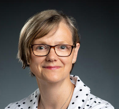 Lakehead University Bora Laskin Faculty of Law Dean Jula Hughes' headshot