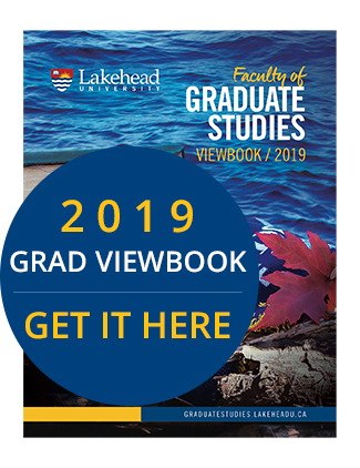 The cover of the 2018 Graduate Studies viewbook. This illustrates it is available for download.