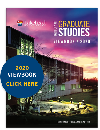 The cover of the 2020 Graduate Studies viewbook. This illustrates it is available for download.