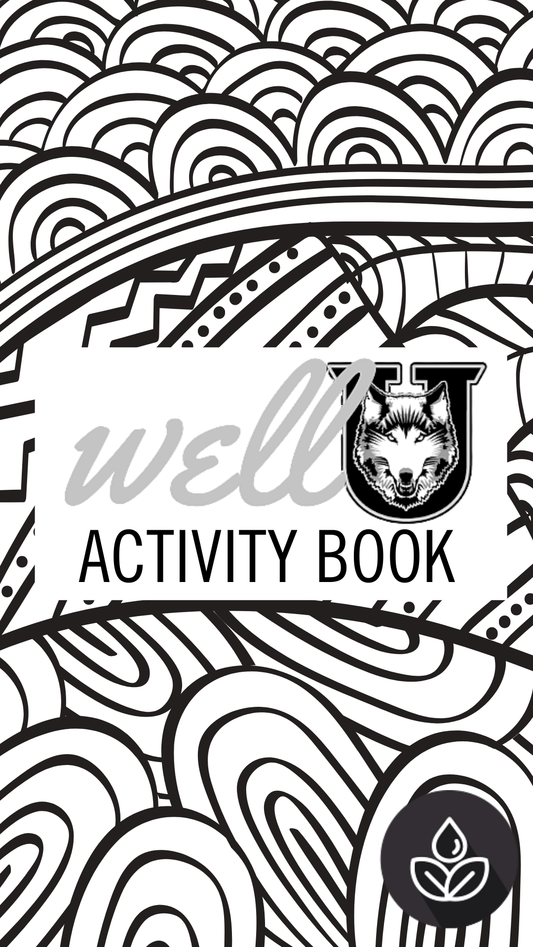 Well U Activity Book Cover Image
