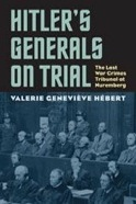 Cover Image of Hitler's Generals on Trial