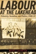 Cover Image of Labour at the Lakehead