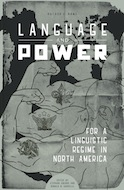 Cover Image of Language and Power