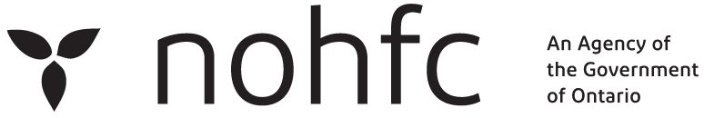 The Northern Ontario Heritage Fund Corporation logo