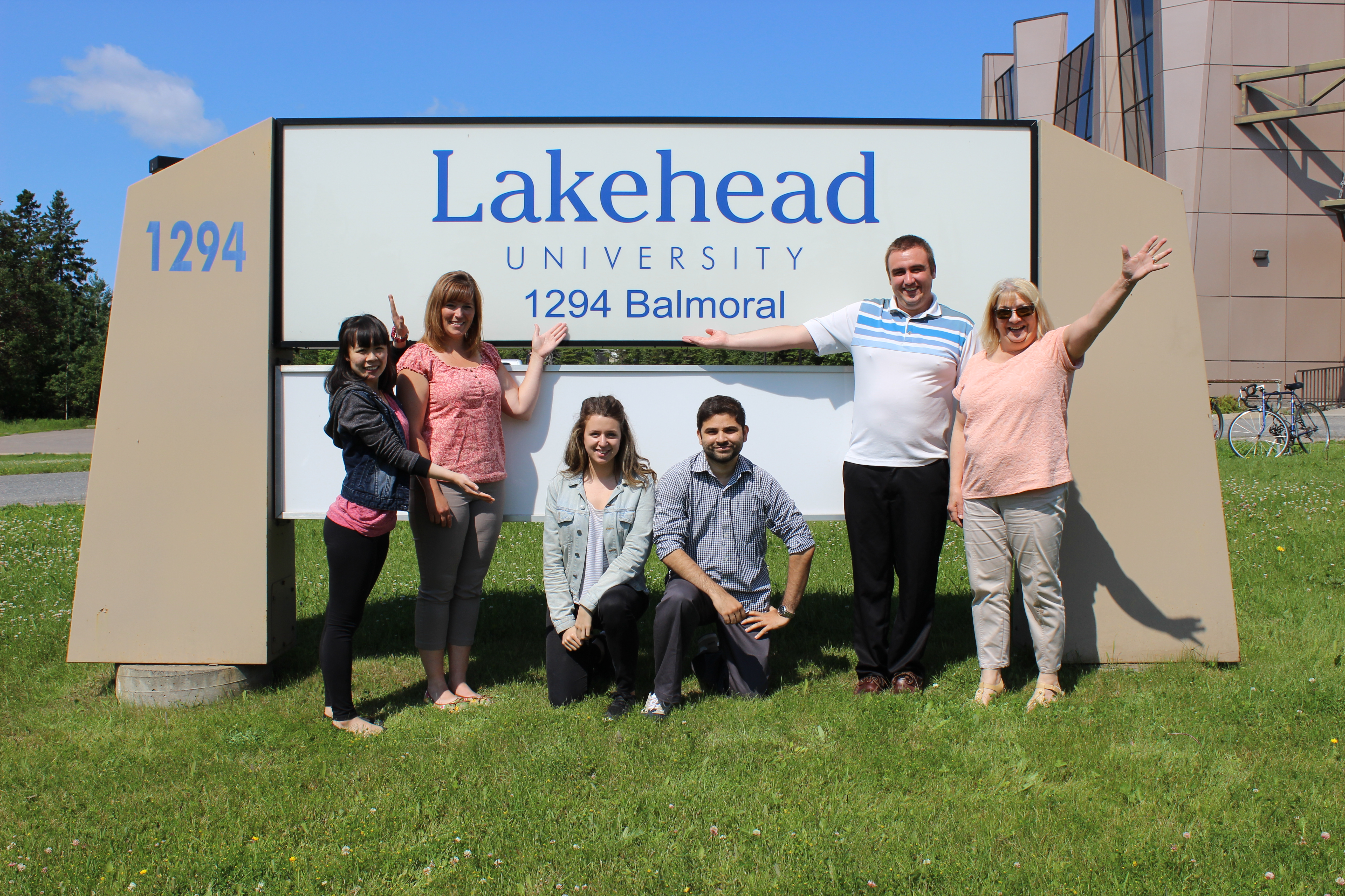 Lakehead International Staffs