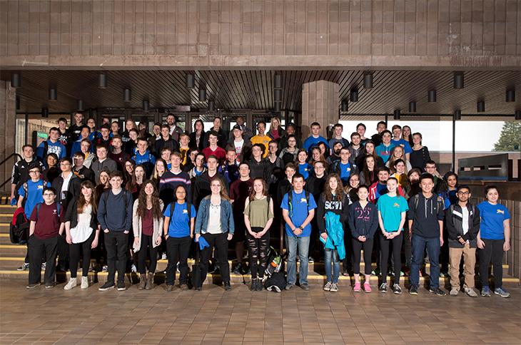 2016 TD Canada Trust High School Math Contest | Lakehead