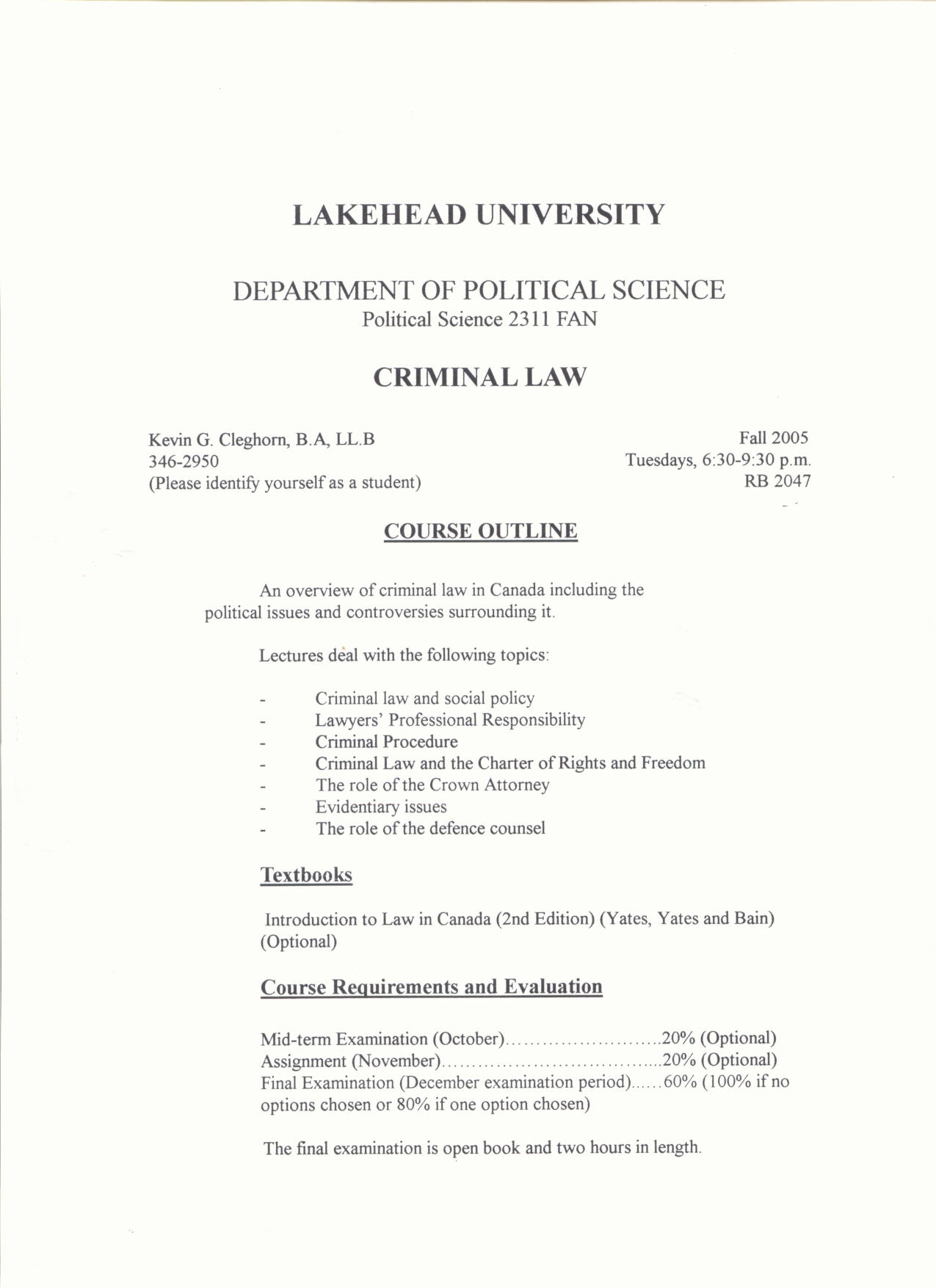 political science essay science essay an socialsci lakehead lakehead universitypolitical science fa criminal law